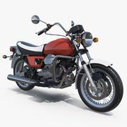Motos Antiguas modelo 3d