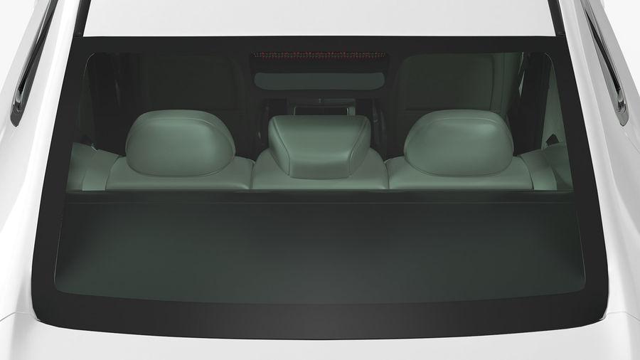Sport Sedan Generic royalty-free 3d model - Preview no. 11