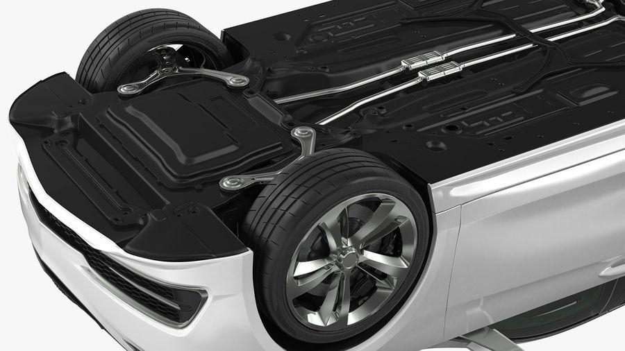 Sport Sedan Generic royalty-free 3d model - Preview no. 16
