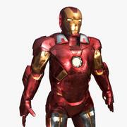 Iron Man Mark VII 3d model