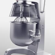 Maschinen-Lebensmittel-Planetenmischer (4) 3d model
