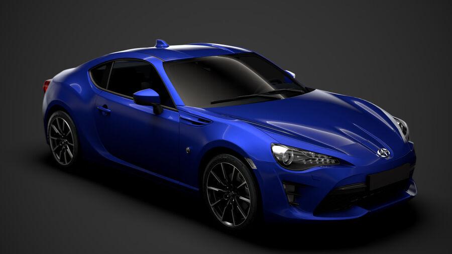 Vástago FR-S 2016 royalty-free modelo 3d - Preview no. 1