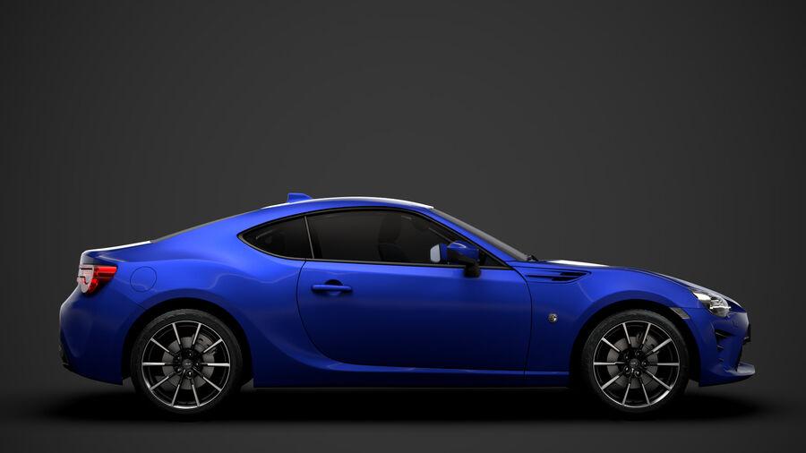 Vástago FR-S 2016 royalty-free modelo 3d - Preview no. 2