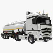 タンカー 3d model