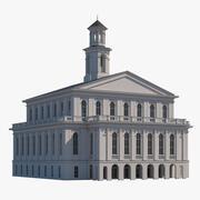 Edificio 005 3d model