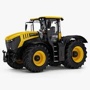JCB Fastrac 8330 Farm Tractor 3d model