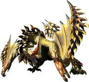 Seregios Monster hunter 3d model
