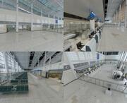 空港ホール 3d model