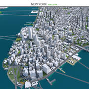New York City 3d model