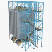 インダストリアルエレメント5 3d model