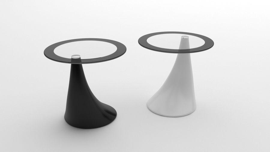 Nowoczesny stolik kawowy royalty-free 3d model - Preview no. 1