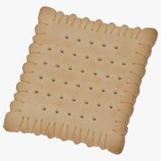 Cracker Big 02 RAW SCAN 3d model