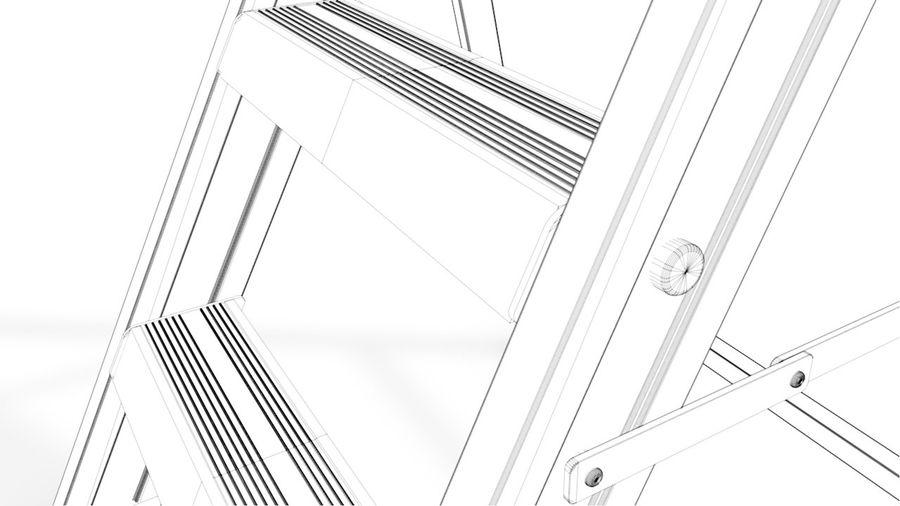 梯子 royalty-free 3d model - Preview no. 10