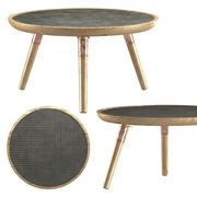 Coffee table - Jafar large 3d model