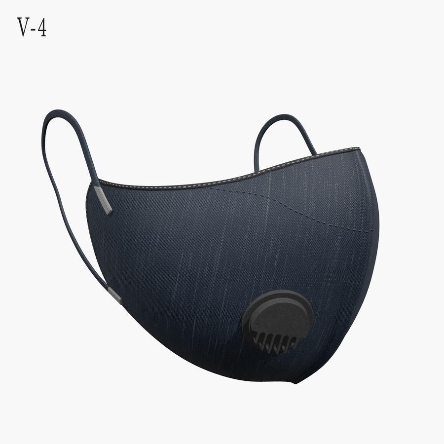 医療用マスク royalty-free 3d model - Preview no. 14