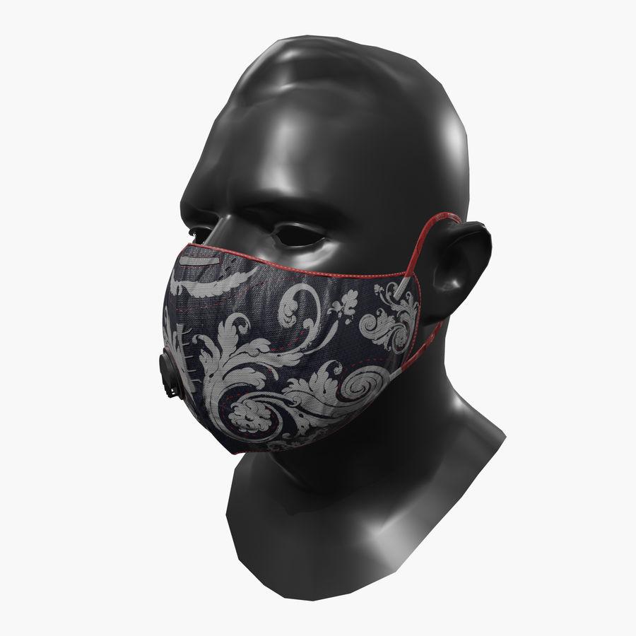 医療用マスク royalty-free 3d model - Preview no. 1