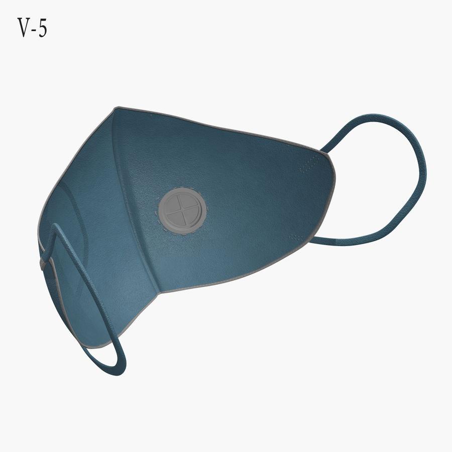 医療用マスク royalty-free 3d model - Preview no. 19