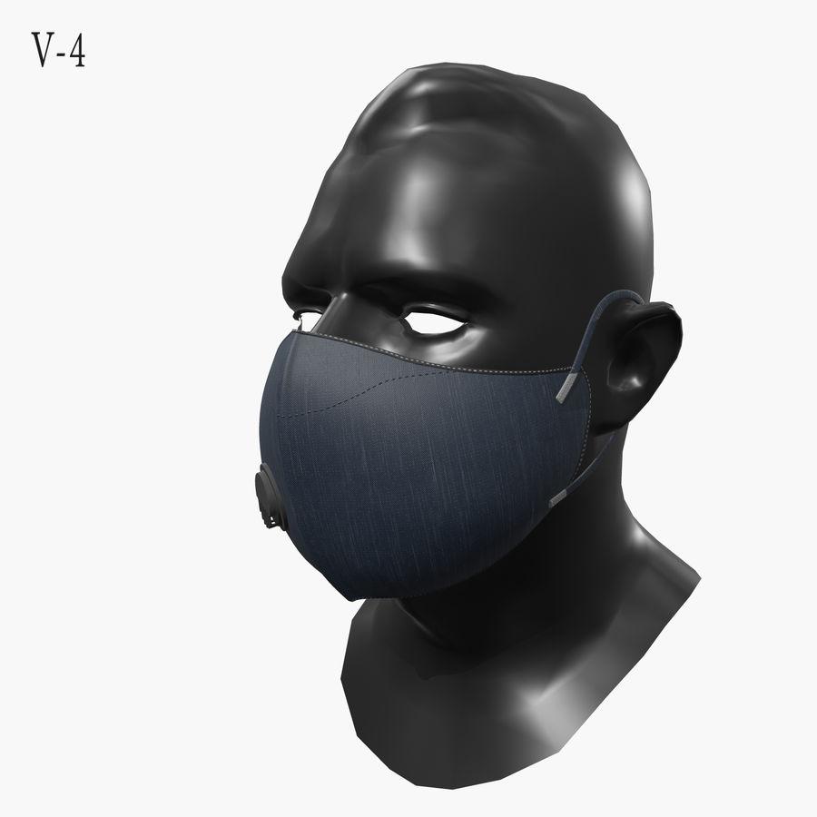 医療用マスク royalty-free 3d model - Preview no. 13