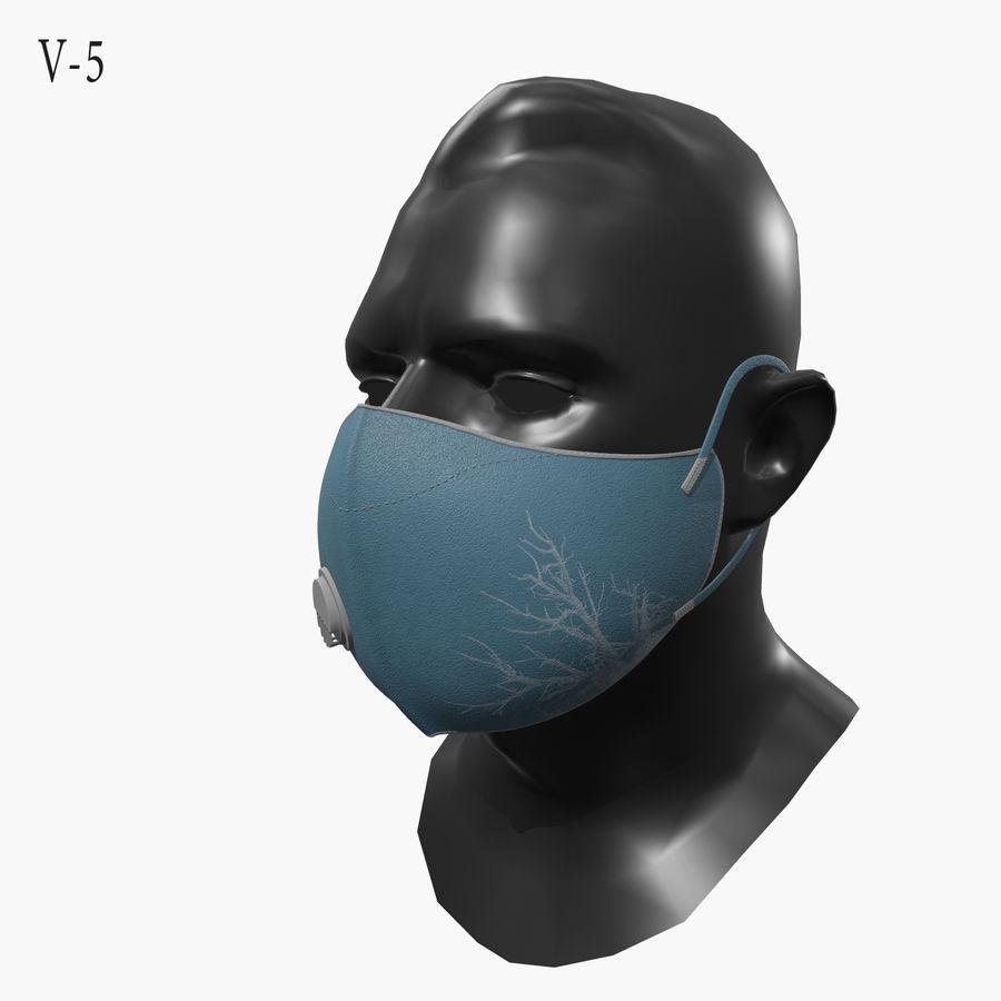 医療用マスク royalty-free 3d model - Preview no. 17
