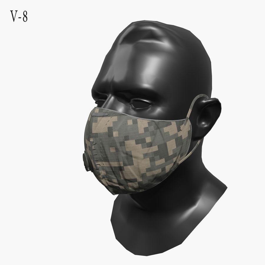 医療用マスク royalty-free 3d model - Preview no. 26