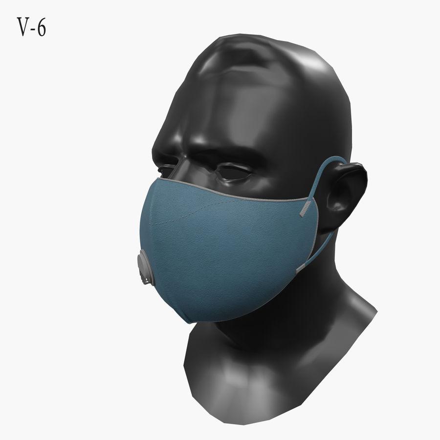 医療用マスク royalty-free 3d model - Preview no. 21