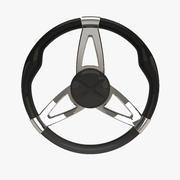 Углеродный руль 3d model