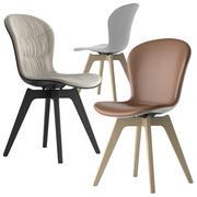 Boconcept阿德莱德椅子 3d model