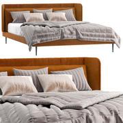 Боконцепт-Остин кровать 3d model