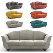 Naam: Italiaanse sofa 2 3d model