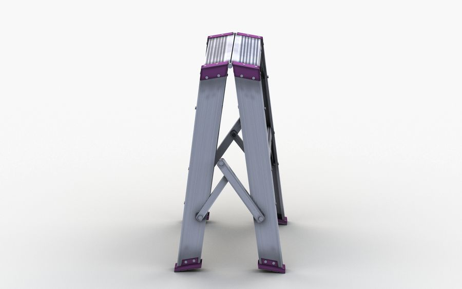 Trapladder royalty-free 3d model - Preview no. 16