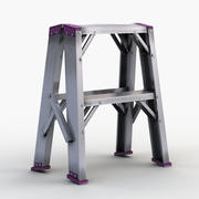 Seyyar merdiven 3d model