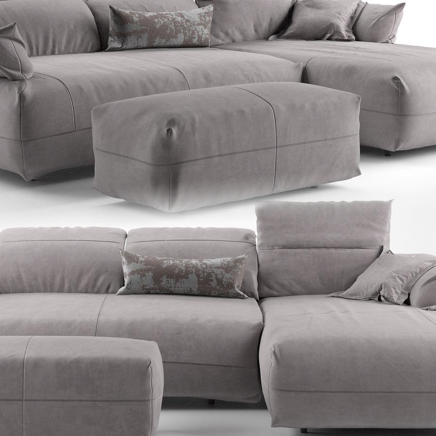 Sofa Avivo 3d Model 7 Max Free3d
