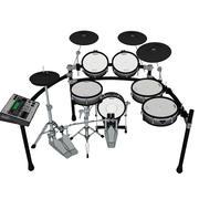 Kit de batterie électronique: Roland V-Drums TD20: Format Sketchup 3d model