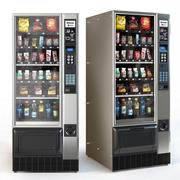 Försäljningsautomat 3d model