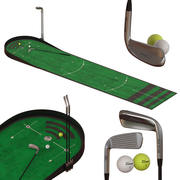 Home Mini Golf 3d model
