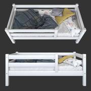 Детская кровать Хофф - Соня 3d model