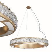 Lampa wisząca Arctic Halo Fine Art Lamps 3d model