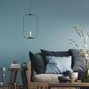 Realistyczny skandynawski zestaw do salonu - sofa Patie - Corona 3d model