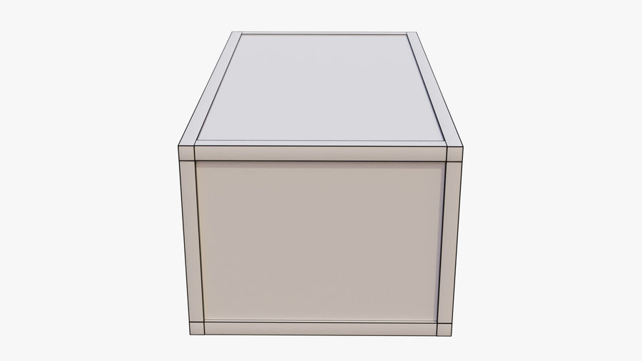Crate royalty-free 3d model - Preview no. 14