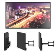 Panasonic - кронштейн для телевизора 3d model
