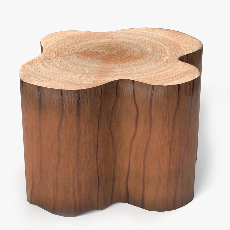 Cartoon Tree Stump 1 3d Model 9 Obj Dae Fbx Blend Free3d