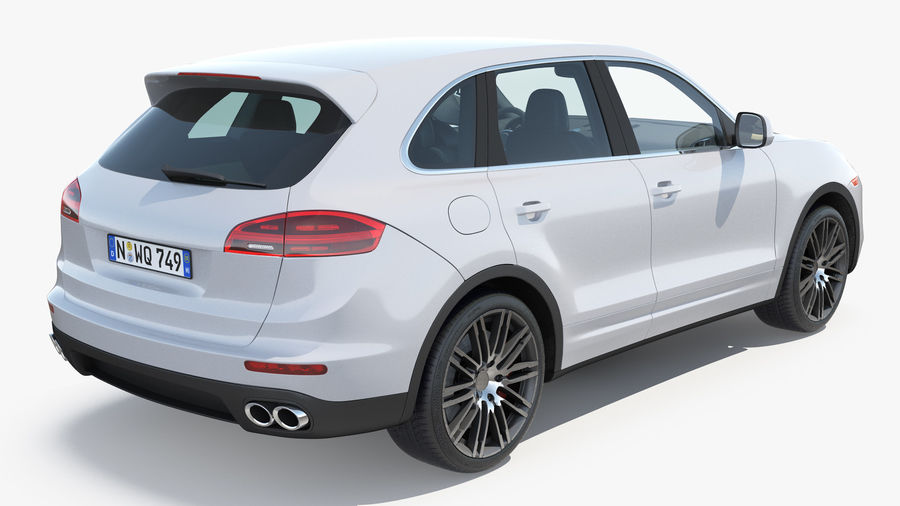 Luxury Cars Collection 21 royalty-free 3d model - Preview no. 26