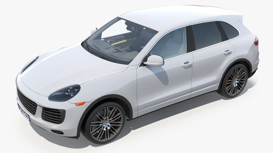 Luxury Cars Collection 21 royalty-free 3d model - Preview no. 18