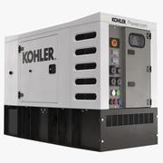 Kohler Generator 3d model