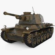 Tipo 3 Chi-Nu 3d model