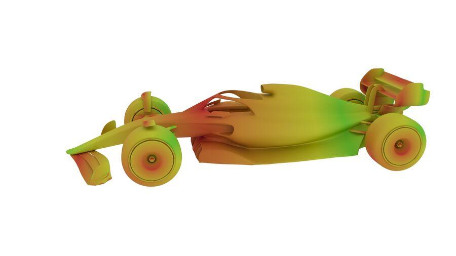 concept formule 1 2021 royalty-free 3d model - Preview no. 27