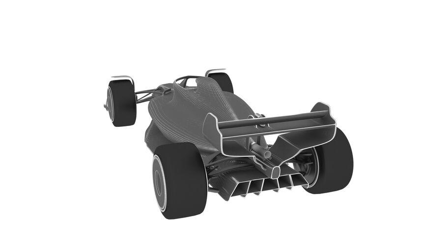 concept formule 1 2021 royalty-free 3d model - Preview no. 22