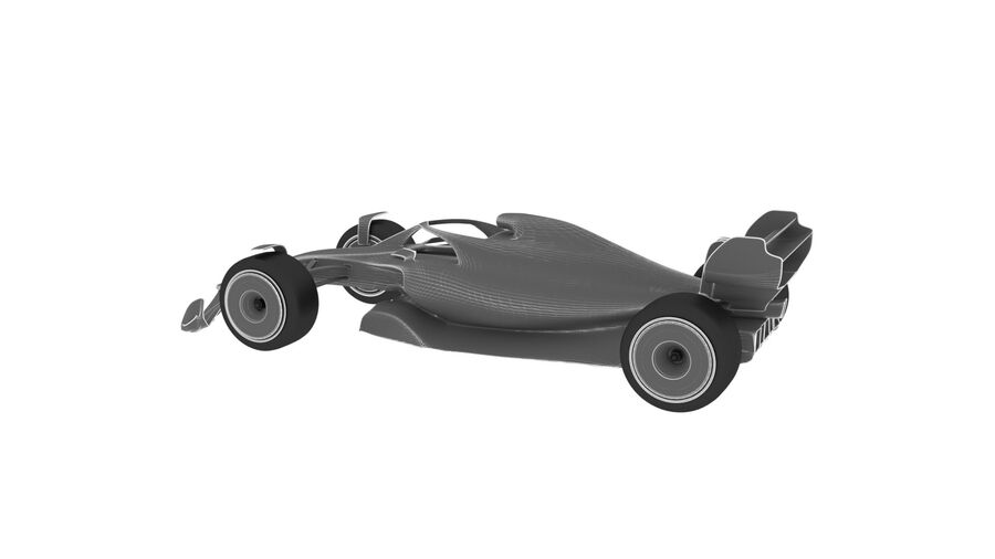 concept formule 1 2021 royalty-free 3d model - Preview no. 16