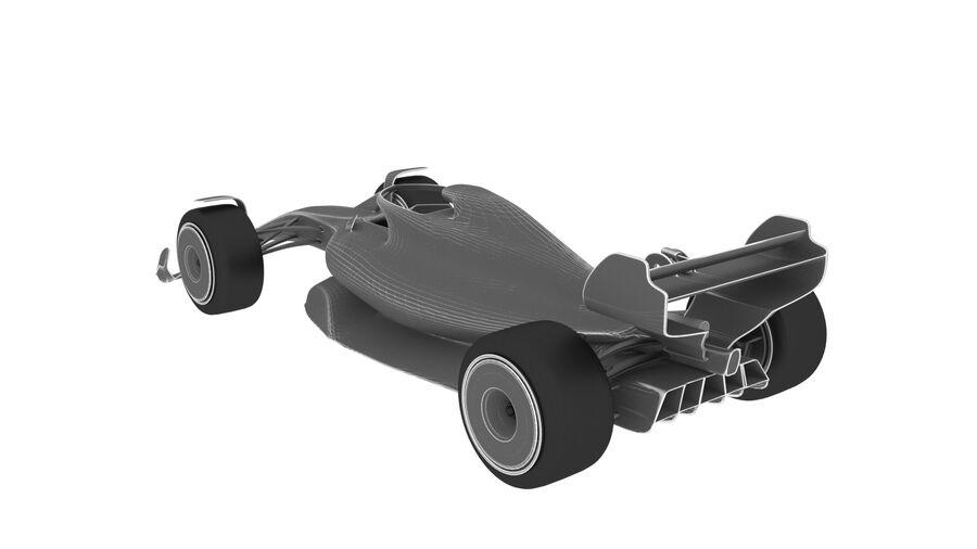 concept formule 1 2021 royalty-free 3d model - Preview no. 20
