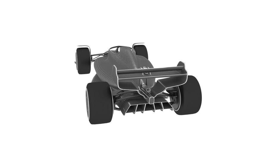 concept formule 1 2021 royalty-free 3d model - Preview no. 23